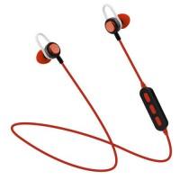Platinet Wireless Bluetooth 4.2 bezvada sporta austiņas ar mikrofonu PM1068R (sarkanas)