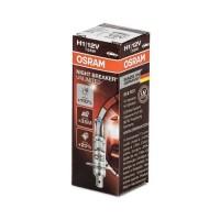 OSRAM H1 Night Breaker Unlimited +110% P14.5s Halogen auto spulze 55W 64150NBU 1 gab.