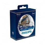 Philips H4 Racing Vision +150% auto spuldzes 2 gab.