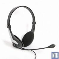 Omega Freestyle stereo austiņas ar mikrofonu FH2530