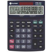 Platinet PMC222TE PM 222 kalkulators