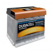 Duracell Advanced 12V 63Ah 600A SLI auto akumulators AK-DU-DA63H