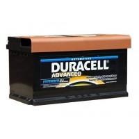 Duracell Advanced 12V 80Ah 700A SLI auto akumulators AK-DU-DA80