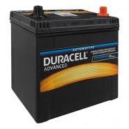 Duracell Advanced 12V 45Ah 390A SLI auto akumulators AK-DU-DA45