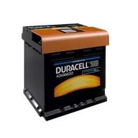 Duracell Advanced 12V 50Ah 450A SLI automotive battery AK-DU-DA50