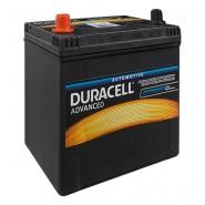 Duracell Advanced 12V 60Ah 510A SLI auto akumulators AK-DU-DA60