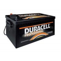 Duracell Professional 12V 225Ah 1150A SHD auto akumulators AK-DU-DP225SHD