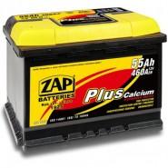 ZAP Batteries Plus Calcium 12V 55Ah 460A auto akumulators AK-ZP55559