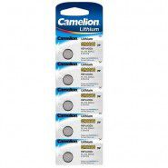 Camelion CR1216 / DL1216 / 5034LC / E-CR1216 3V lithium electronics battery, 5 pc.
