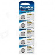 Camelion CR1616 / DL1616 / 5021LC / E-CR1616 3V lithium electronics battery, 5 pc.