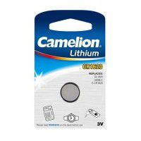 Camelion CR1620 / DL1620 / 5009LC / E-CR1620 3V litija elektronikas (electronics) baterija