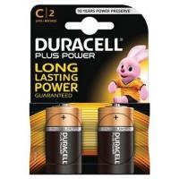 Duracell Duralock C LR14/ MN1400 1.5V Alkaline baterijas blister 2 gab.