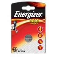 Energizer 2012 / CR2012 3V 58mAh litija baterija 1 gab.