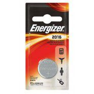 Energizer 2016 / CR2016 3V 100mAh litija baterija 1 gab.
