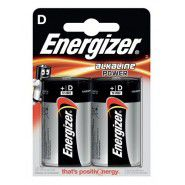Energizer Alkaline Power D / LR20 / MN1300 1.5V battery, 2 pc.