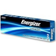 Energizer Ultimate Lithium AAA / LR03 / FR03 1.5V litija baterijas 10 gab.
