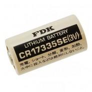 FDK CR17335SE, 2/3 A 1600mAh 3V litija baterija