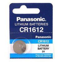 Panasonic CR1612 / DL1612 3V 40mAh 0%Hg litija baterija