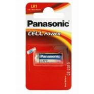 Panasonic N / LR1 / E90 / AM5 / MN9100 / 910A 1.5V 900mAh Alkaline baterija