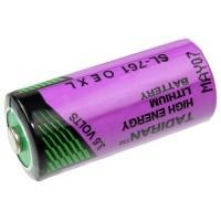 Tadiran SL-761 (2/3 AA) 1.5Ah 3.6V LTC (Li-SoCI2) battery (Non-rechargeable)