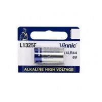 Vinnic 4LR44 / L1325F / A544 / 28A 6V 178mAh Alkaline baterija (Nikon foto baterija)