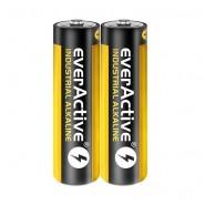 everActive Industrial Alkaline AA LR6 1.5V 2700mAh baterijas 2 gab. 01.2023.