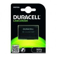 Duracell Camcorder DR9706A (NP-FV50) 650mAh 7.4V 4.81Wh Li-Ion battery for Sony camera