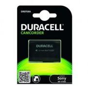 Duracell Camcorder DR9706A (NP-FV50) 650mAh 7.4V 4.81Wh Li-Ion Sony akumulators