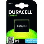 Duracell Camera DR9710 (CGA-S007A/1B) 950mAh 3.7V 3.52Wh Li-Ion akumulators Panasonic fotokamerai