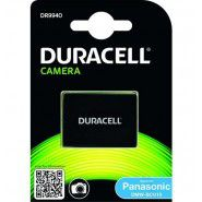 Duracell Camera DR9940 (DMW-BCG10) 850mAh 3.7V 3.15Wh Li-Ion battery for Panasonic camera