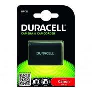 Duracell Camera DRC2L (NB-2L) 650mAh 7.4V 4.81Wh Li-Ion akumulators Canon fotokamerai