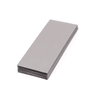 1x 18650 heat shrink wrap battery cover (grey)