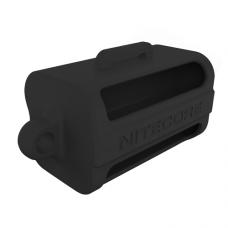 4x 18650 Nitecore universāls akumulatoru ietvars / kastīte NBM40 melna