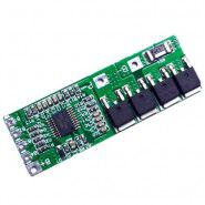 5S 10A 16.8V/21.6V Lithium Battery Protection PCB aizsardzības shēma 18650 Li-Ion akumulatoriem