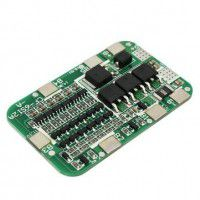 6S 15A 25.2V/25.5V Lithium Battery Protection PCB aizsardzības shēma 18650 Li-Ion akumulatoriem