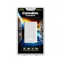 Camelion PowerBank 2600mAh 1A USB viedtālruņu / planšetdatoru / e-book ārējais Li-Ion akumulators PS635-PE-DB (sudraba)