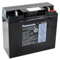 Panasonic LC-XD1217PG (12V 17Ah 20HR, M5 bolt) VRLA (Valve Regulated Lead-Acid) lead–acid battery with AGM (Absorbed Glass Mat) technology
