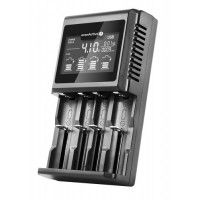 everActive UC-4000 universal professional 4-channel Ni-MH/Li-Ion/LiFePo4 battery charger