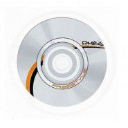Omega Freestyle DVD+RW 4.7GB/120min 4x Matt Silver Rewritable matricas 1 gab.