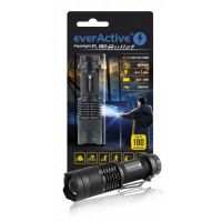 everActive Flashlight FL 180 Bullet profesionāls taktiskais LED lukturītis