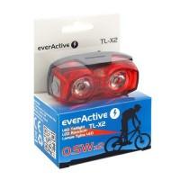 everActive TL-X2 LED lukturītis velosipēdam