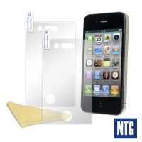 Ekrāna aizsargplēve iPhone 4, 4S (antiglare screen protector film)