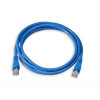 4world Accessories LAN Patch Cord tīkla / interneta kabelis (RJ45) 1m (zils)