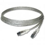 FireWire - FireWire kabelis 1m