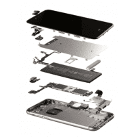 iPhone 6s repair, components replacement, diagnostics