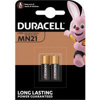 Duracell Security MN21 A23/K23A LRV08 12V Alkaline baterijas 2 gab.