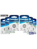 NTG jaunums: Camelion CR1620 / CR1632 / CR2016 / CR2025 / CR2032 / CR2430 3V litija baterijas