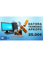 NTG serviss: Datora tehniskā apkope 25EUR