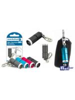 NTG jaunums: FL 15 mini lukturis-atslēgu piekariņš (mini flashlight, key chain)