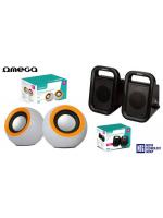 NTG jaunums: Omega Multimedia 2.0 Speaker system skaļruņi ar USB
